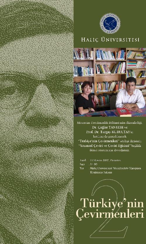 Türkiye'nin Çevirmenleri 2