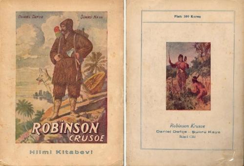 Robinson - Şükrü Kaya