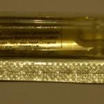 Test ürünü üzerindeki özgün metin