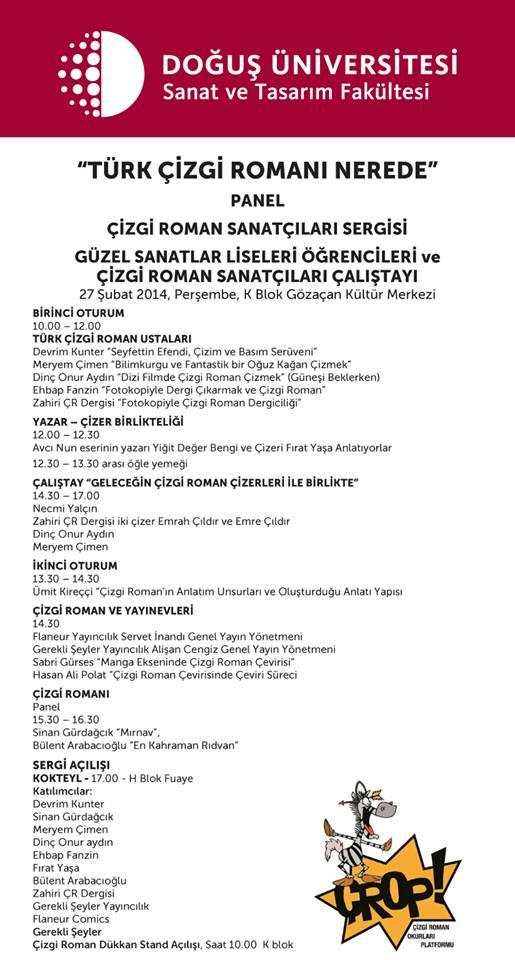 türk çizgiromanı