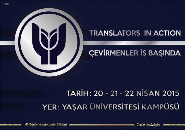Afiş 1 -yaşar üniversitesi